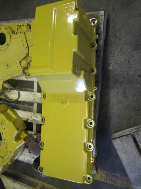 CAT C10 Oil Pan