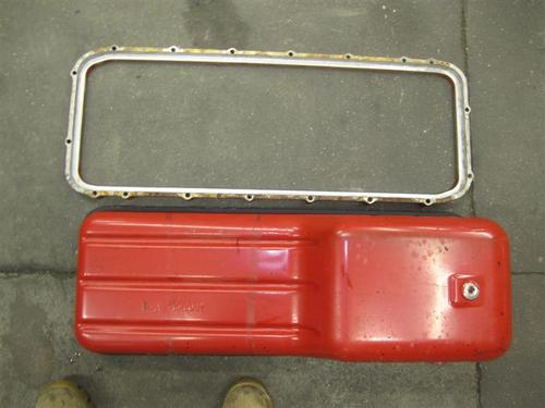 CUMMINS ISB-CR-6.7 Oil Pan