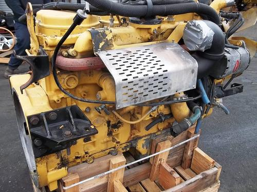 CAT C10 Engine Assembly