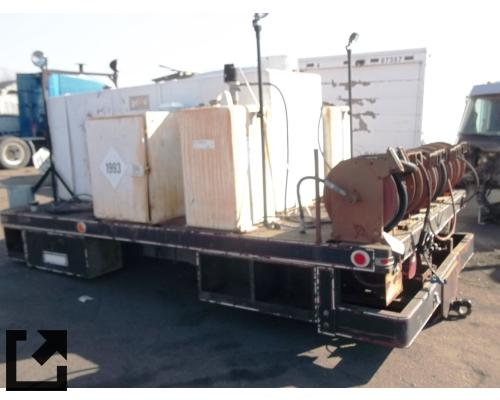 UTILITY/SERVICE BED LN9000 TRUCK BODIES,  BOX VAN/FLATBED/UTILITY