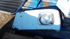 WHITE/VOLVO WX Headlamp Assembly