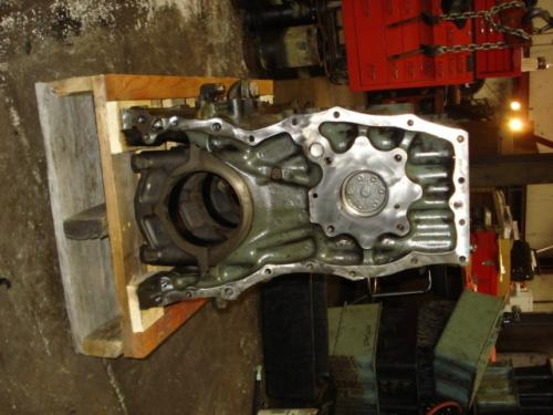 DETROIT 60 SERIES-12.7 DDC3 Cylinder Block