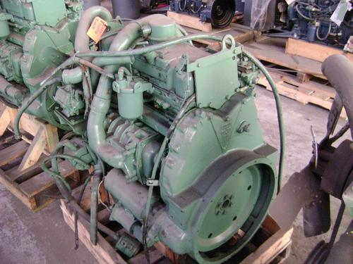 DETROIT 4-53T Engine Assembly