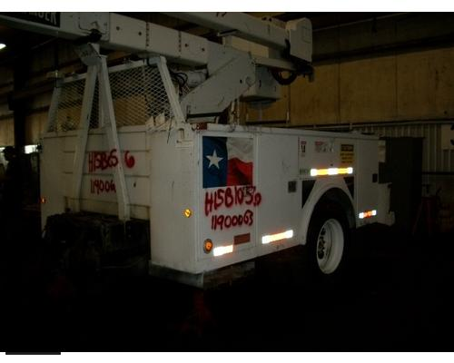 UTILITY/SERVICE BED READING TRUCK BODIES,  BOX VAN/FLATBED/UTILITY