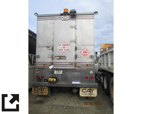 UTILITY/SERVICE BED W900 TRUCK BODIES,  BOX VAN/FLATBED/UTILITY