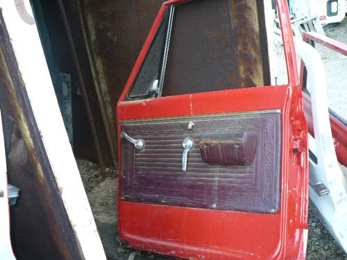 CHEVROLET UNIDENTIFIABLE Door Assembly, Front