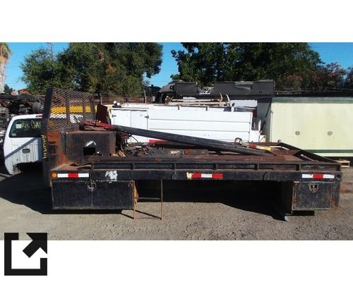 UTILITY/SERVICE BED C6500 TRUCK BODIES,  BOX VAN/FLATBED/UTILITY