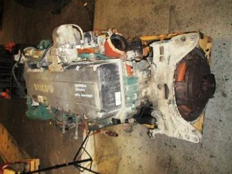 VOLVO VED12D (EGR) EPA 04 Engine Assembly