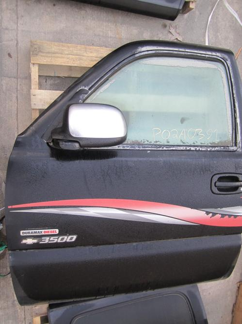 CHEVROLET 3500 SILVERADO (99-CURRENT) Door Assembly, Front