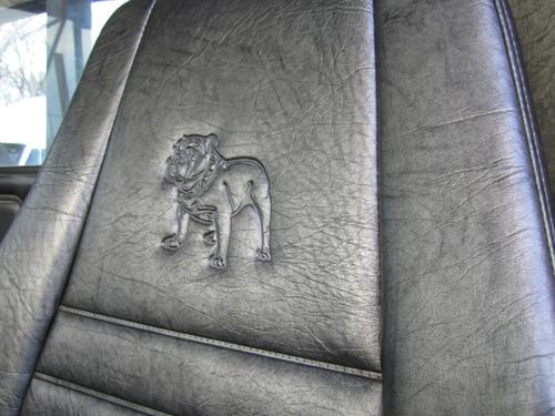 MACK RD688 Seat, Front