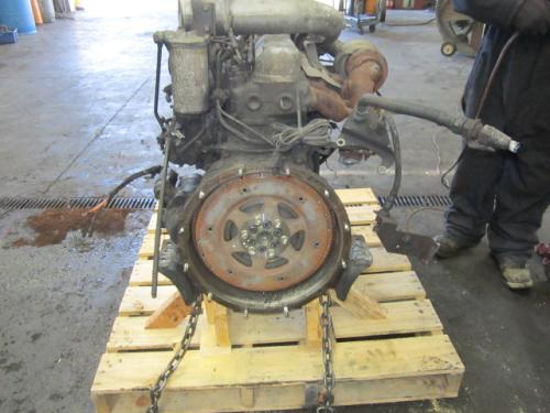 MITSUBISHI FUSO 6D34 Engine Assembly