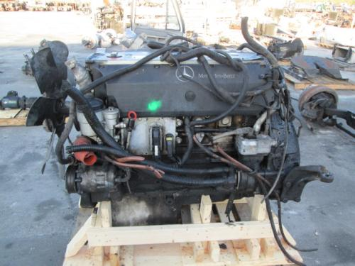 MERCEDES OM906-LA-MBE906 EPA 04 Engine Assembly