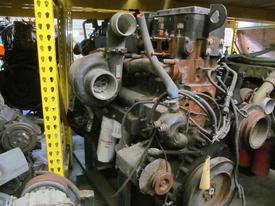 CUMMINS N14+370E Engine Assembly