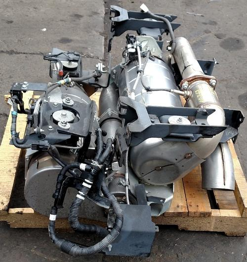 ISUZU NPR Exhaust Assembly