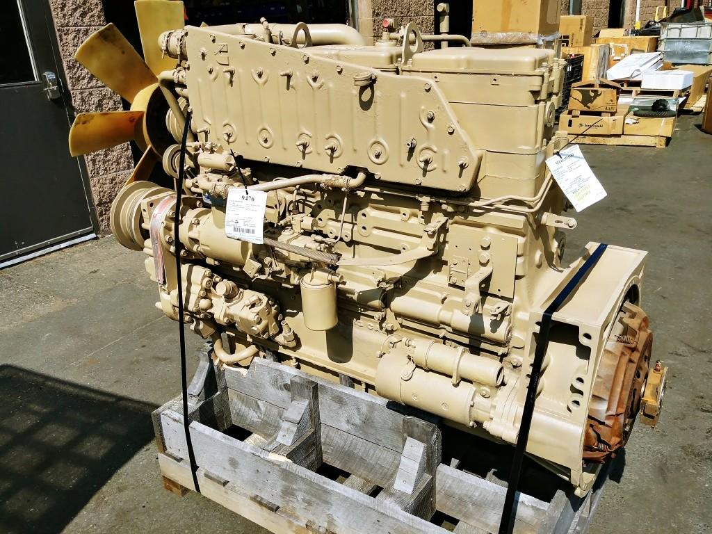 1990 Engine Assembly Cummins NTC-350 88NT Price: $7,500.00