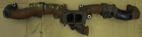 Detroit Series 60 12.7 DDEC V Exhaust Manifold