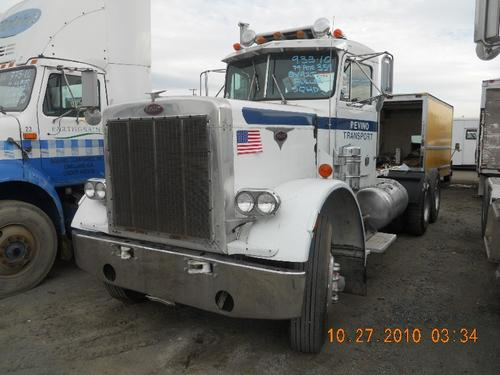 PETERBILT 359 Fender Extension