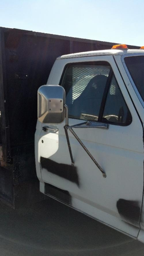 FORD F450 Door Assembly, Front