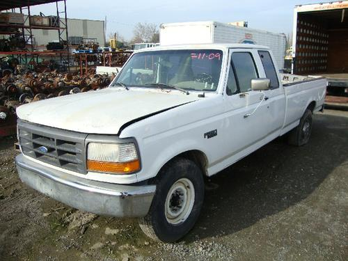 FORD F250 Door Assembly, Front