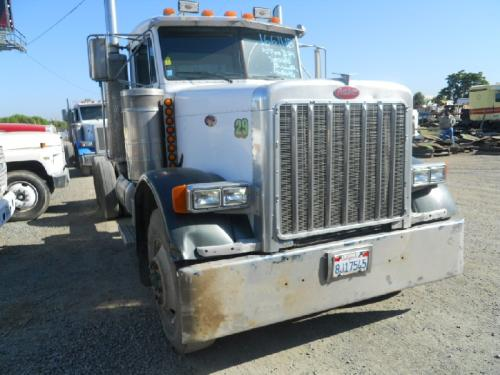 PETERBILT 379 Fender Extension