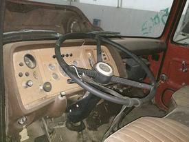 FORD LN800 Dash Assembly