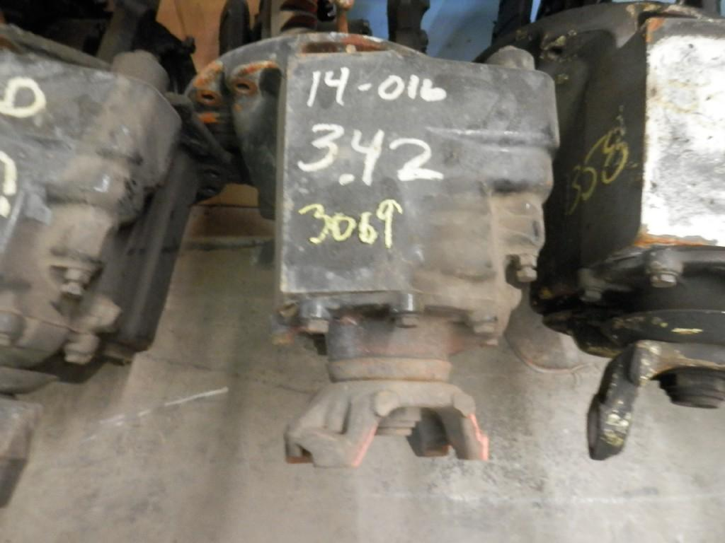 USED ROCKWELL RD/RP-20-145 FRONT REARS TRUCK PARTS #585353
