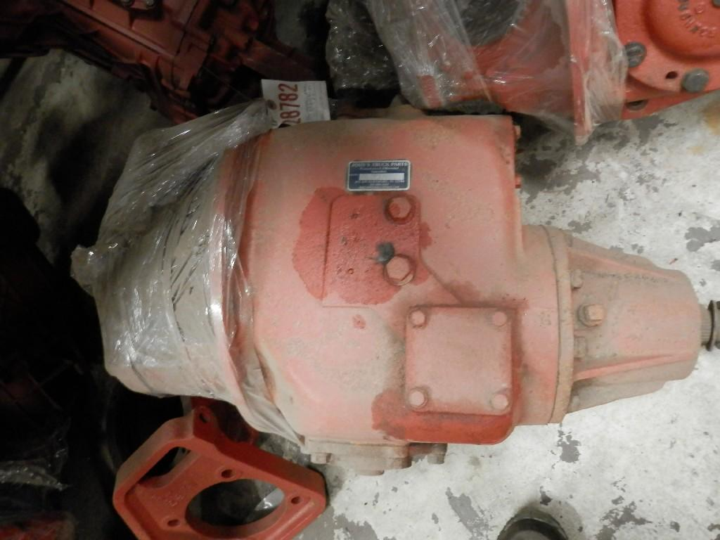 USED ROCKWELL U240 BACK REARS TRUCK PARTS #585639