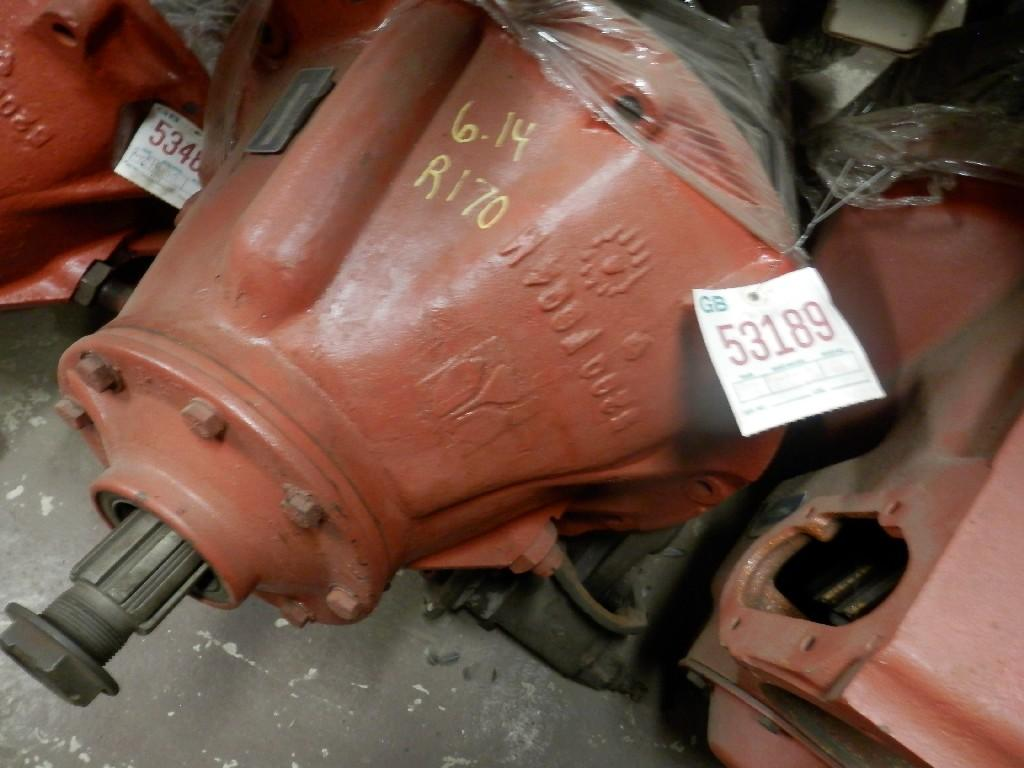USED ROCKWELL R170 BACK REARS TRUCK PARTS #585642