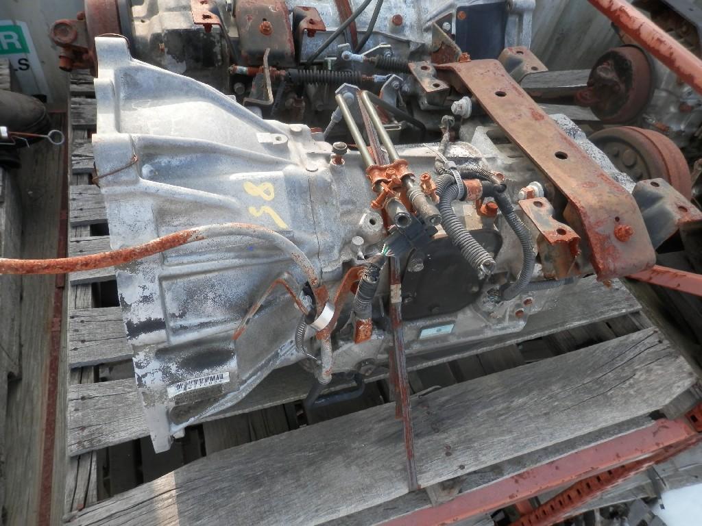AISIN 8J1859 TRANSMISSION ASSEMBLY 587290 Transmission Assembly