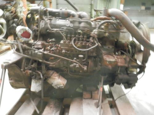 ISUZU 6B1XNN Engine Assembly