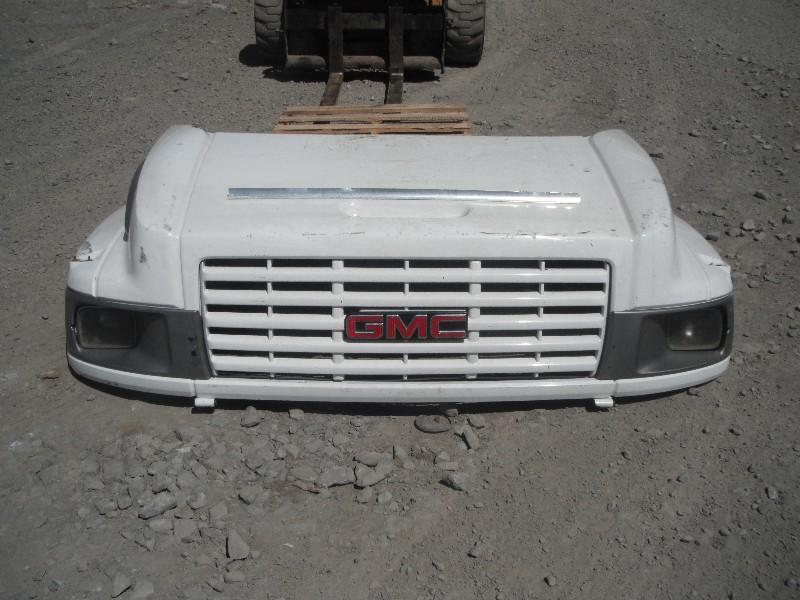 GMC C4500 HOOD TRUCK PARTS #584844