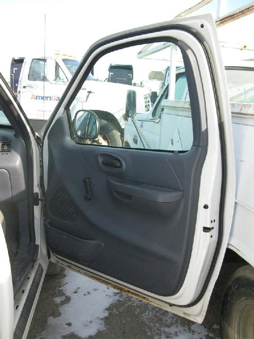 FORD FORD F250 PICKUP Door Assembly, Front