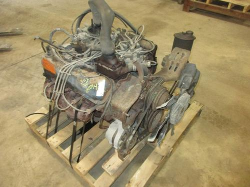 FORD 370 Engine Assembly