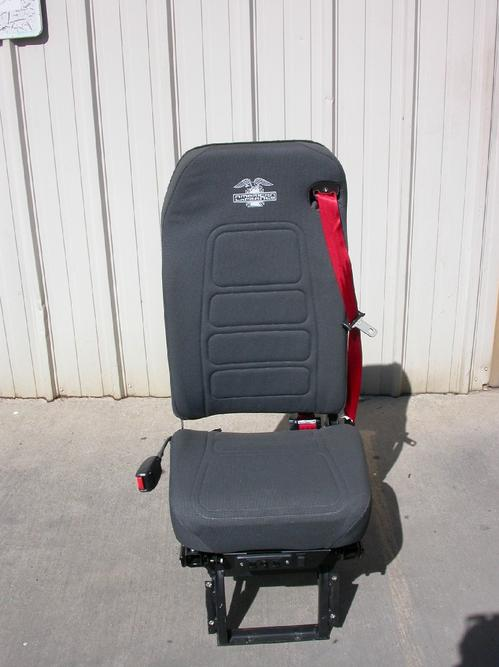 AMERICAN LAFRANCE Fire Truck Seat, Front