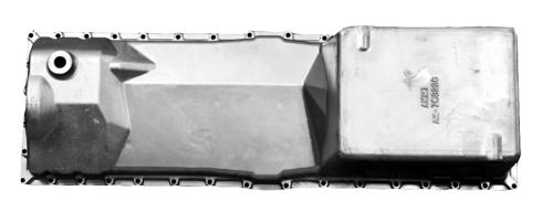 CAT 3406E Oil Pan