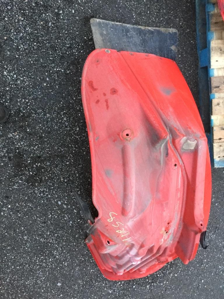 USED FREIGHTLINER M2 FENDER EXTENSION TRUCK PARTS #607504