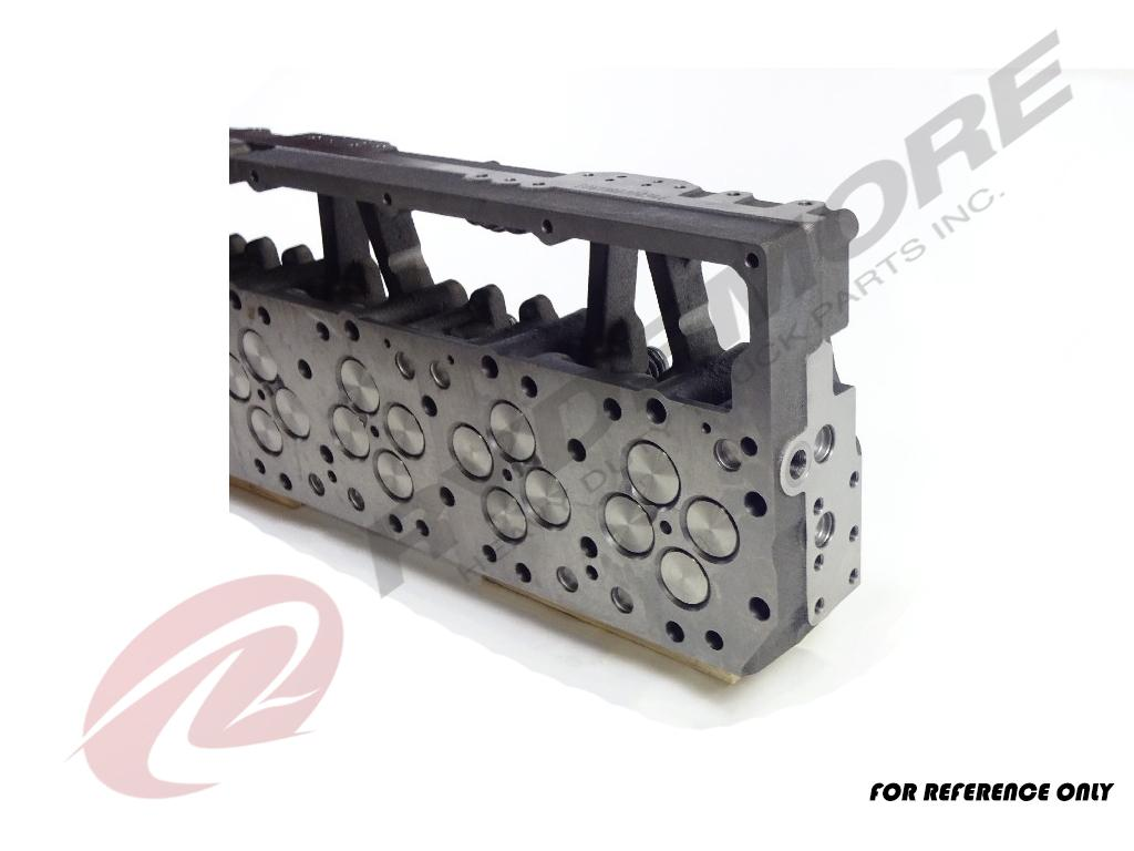 USED CAT C-12 CYLINDER HEAD TRUCK PARTS #577558