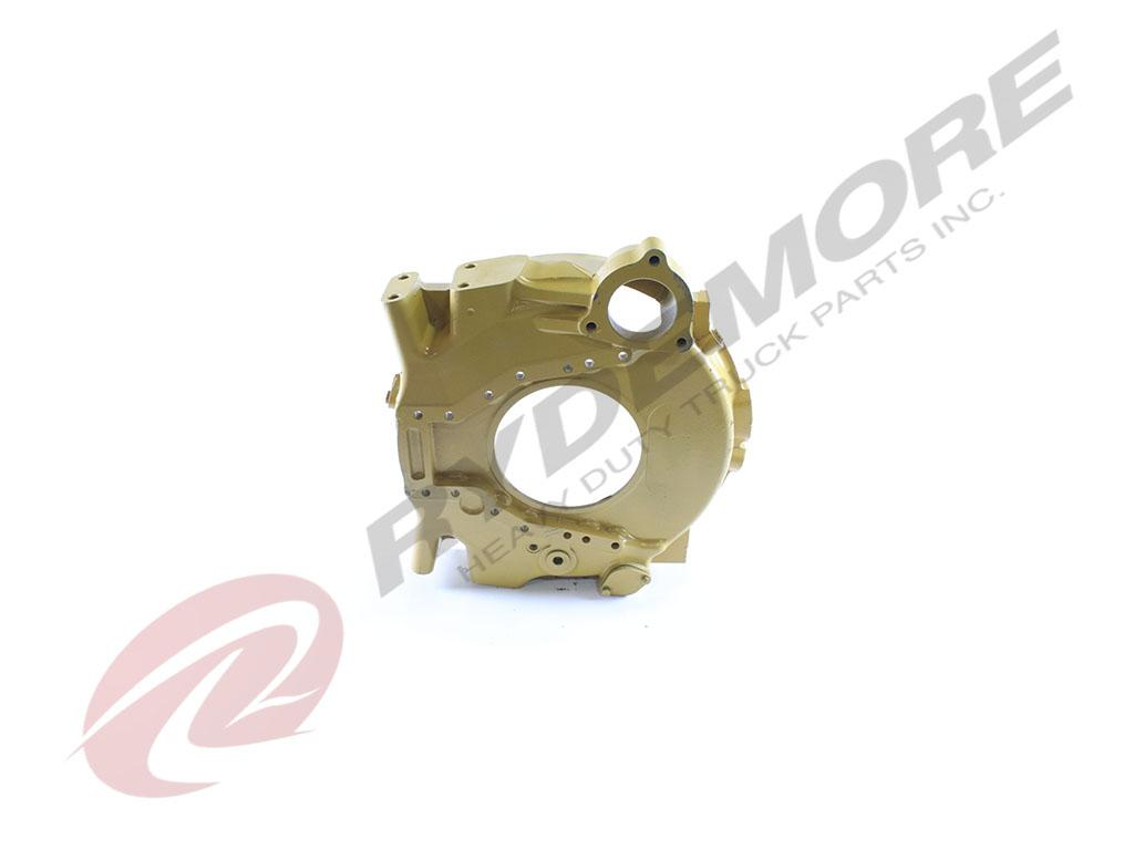 USED CATERPILLAR 3176 FLYWHEEL HOUSING TRUCK PARTS #429707