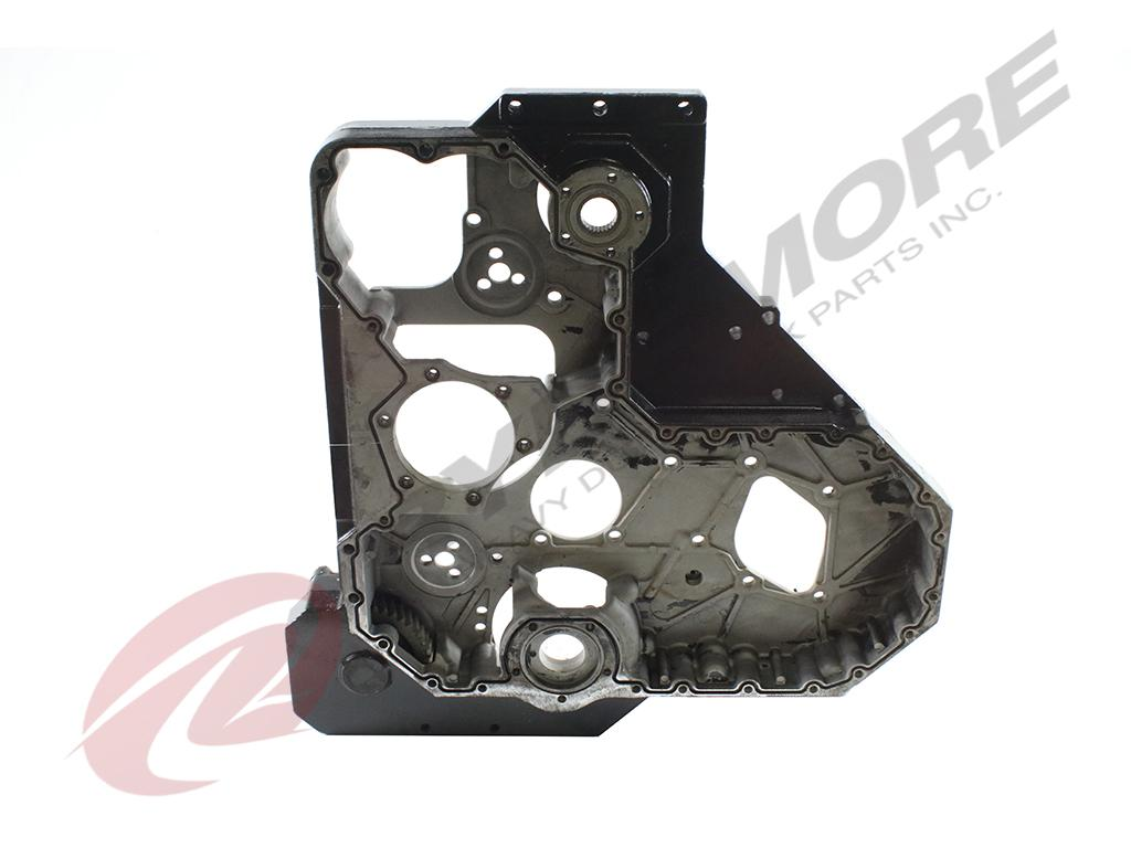 USED CUMMINS L10 FRONT COVER TRUCK PARTS #429524