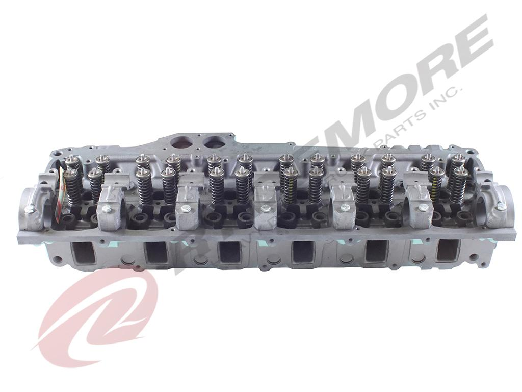 USED DETROIT SERIES 60 11.1 CYLINDER HEAD TRUCK PARTS #433961