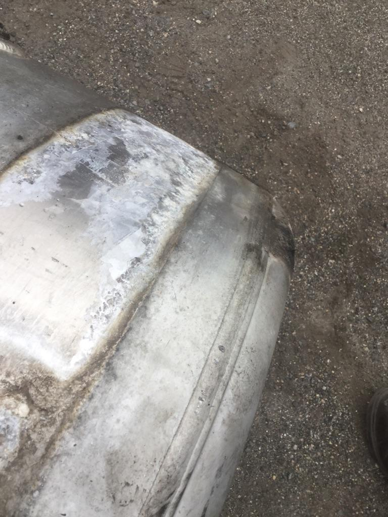 USED STERLING L8500 FUEL TANK TRUCK PARTS #631246