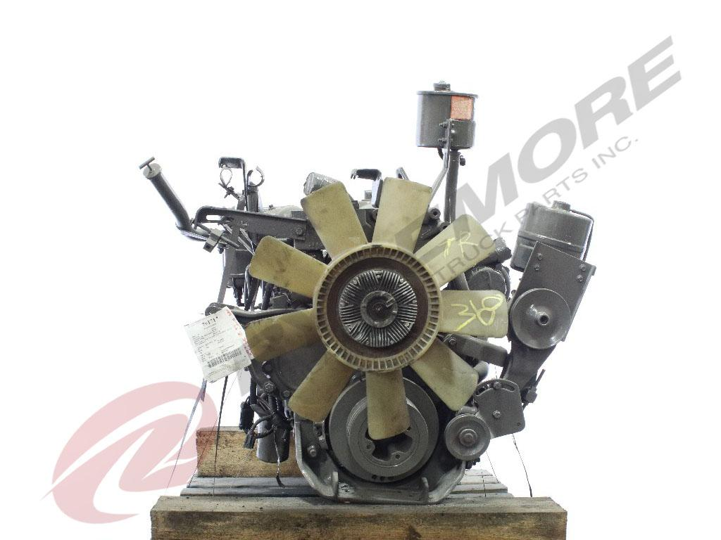 USED FORD 7.8L ENGINE ASSEMBLY TRUCK PARTS #587951