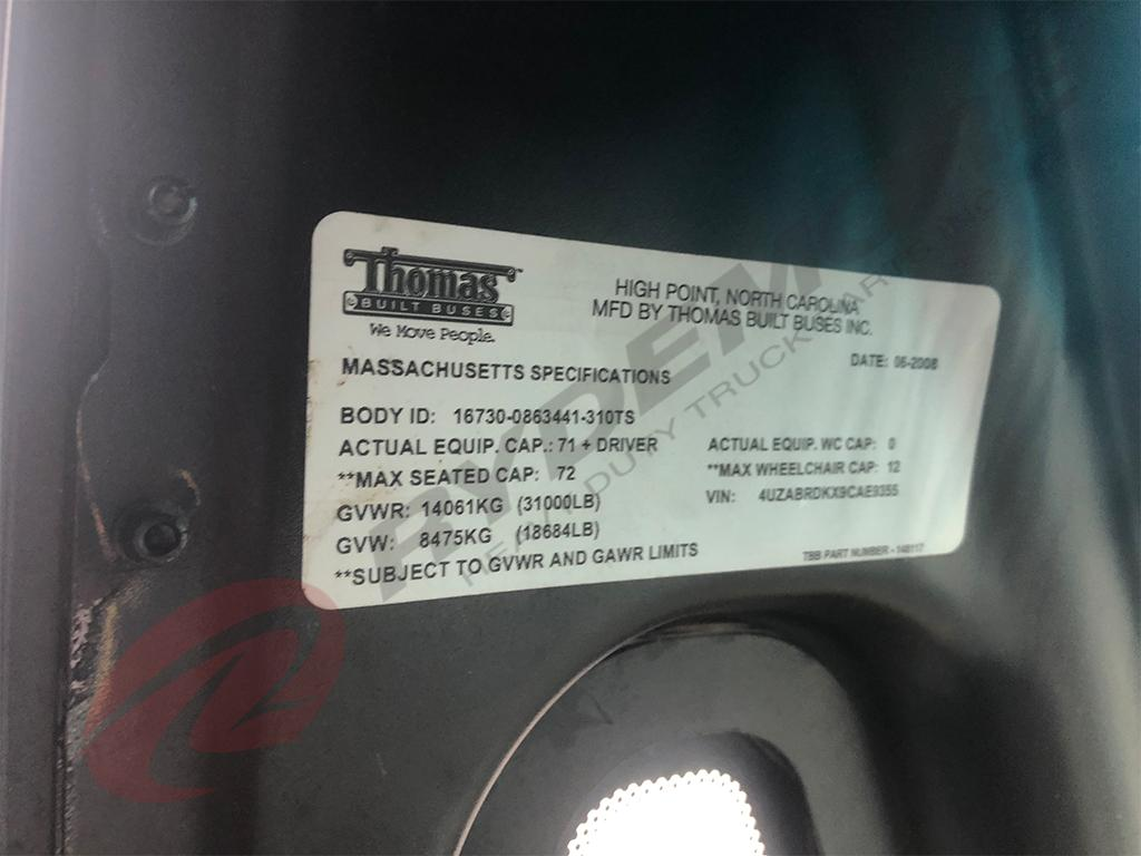 USED 2009 FREIGHTLINER B2 OTHER TRUCK #641291