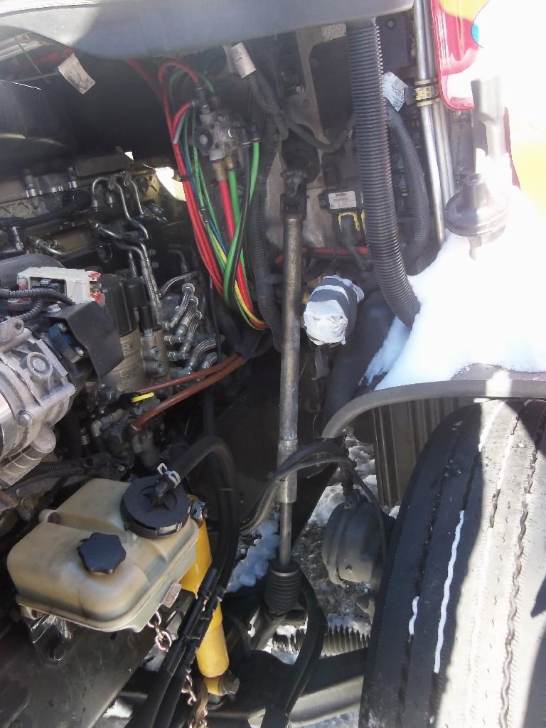 USED 2009 FREIGHTLINER CASCADIA 125BBC MISC SUSPENSION PART TRUCK PARTS #273182