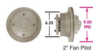 CUMMINS M11 CELECT Fan Clutch