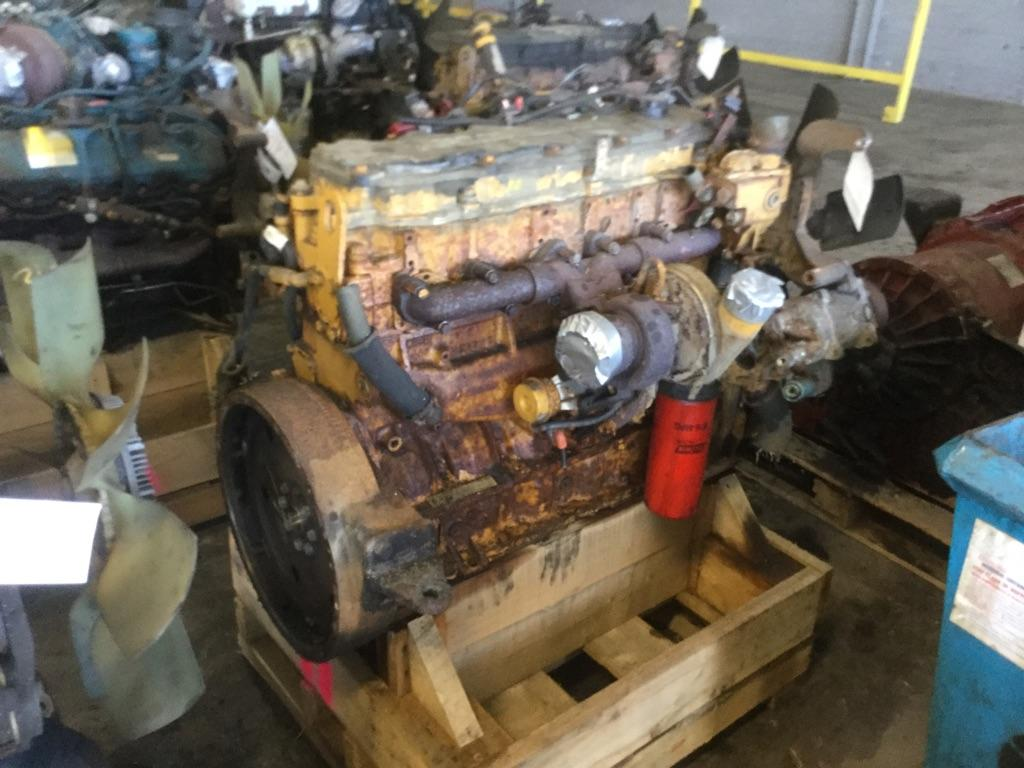 CAT C-7 Engine Assembly