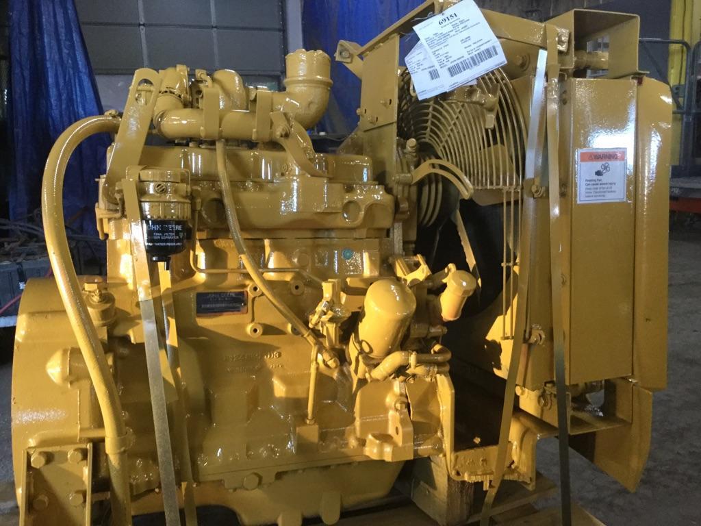 JOHN DEERE 4039T Engine Assembly
