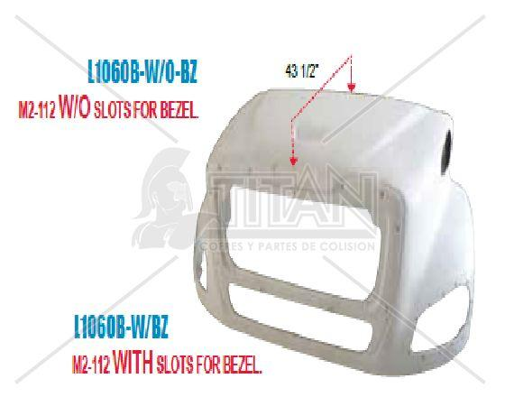 FREIGHTLINER M2-112 Hood