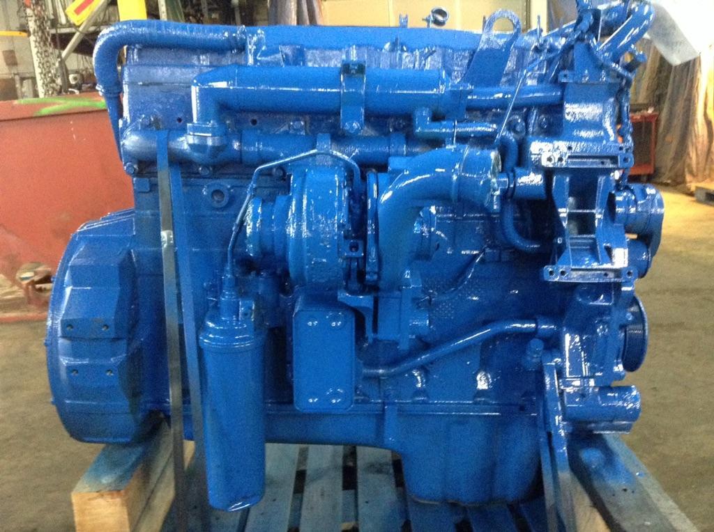 INTERNATIONAL DT 466EGR Engine Assembly