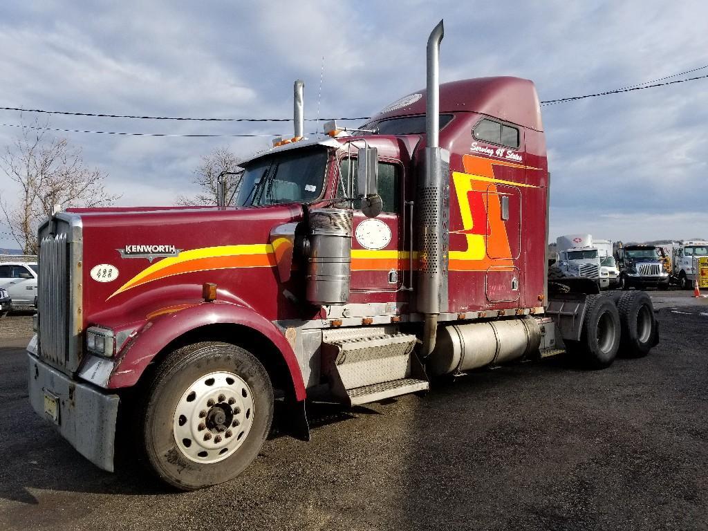 1998 KENWORTH W900L Other Truck